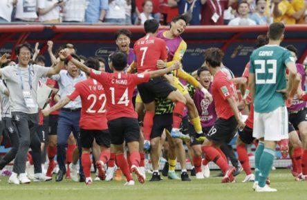 WM 2018 ist, wenn sich die anderen freuen.