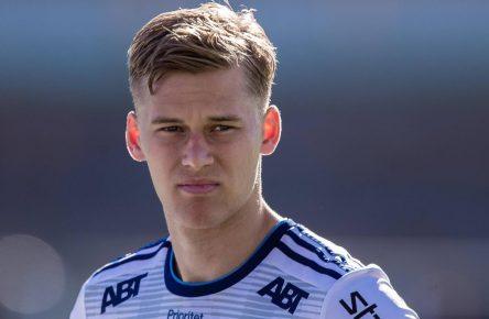 Werders Neuzugang Felix Beijmo