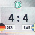 WM-History: Deutschland vs. Schweden – Erst episch, dann desolat