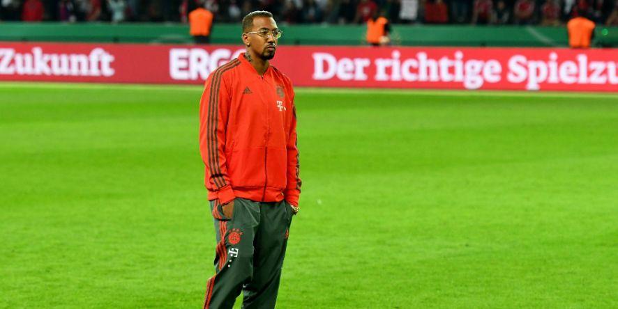 Ratlos ob seiner Zukunft? Bayern Jérome Boateng