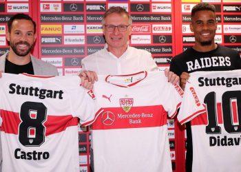 Gonzalo Castro ist neu beim VfB Stuttgart