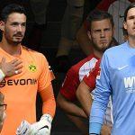 Torhüterduelle in der Bundesliga: Klare Ansage in Dortmund, alles offen in Augsburg