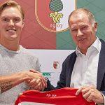 Augsburgs Neuzugang Fredrik Jensen im Comunio-Check: Eine Allzweckwaffe für die Offensive