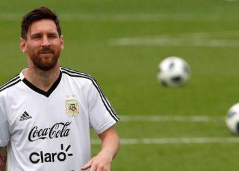 Superstar unter Druck: Lionel Messi