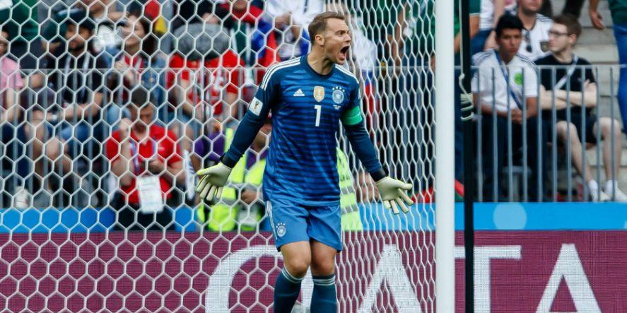 Macht weiter die Ansagen: DFB-Kapitän Manuel Neuer