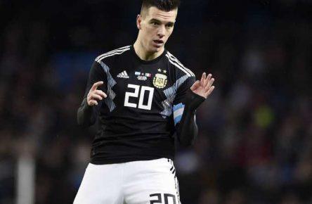 Giovani Lo Celso könnte mit Argentinien bei der WM durchstarten