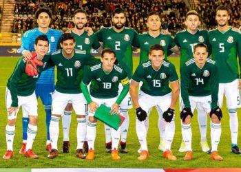 Die mexikanische Fußballnationalmannschaft