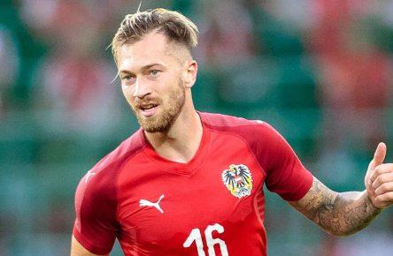 Wechsels der österreichische Nationalspieler Peter Zulj zu Hertha BSC?