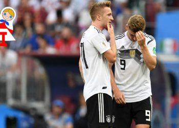 Das DFB-Team patzte zum Auftakt gegen Mexiko.