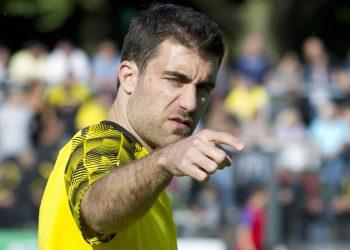 Sokratis wird Borussia Dortmund wohl verlassen