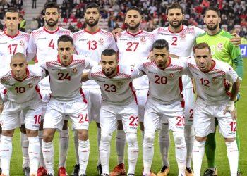 Die tunesische Nationalmannschaft
