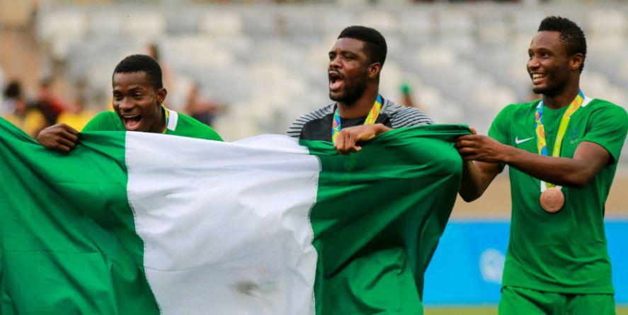 Sehen wir wieder jubelnde Nigeria? Zuletzt gab es Bronze bei Olympia 2016!
