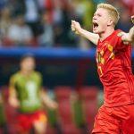 Die Top-Elf des WM-Viertelfinales: Belgiens Traum-Trio – Abschied für Coutinho