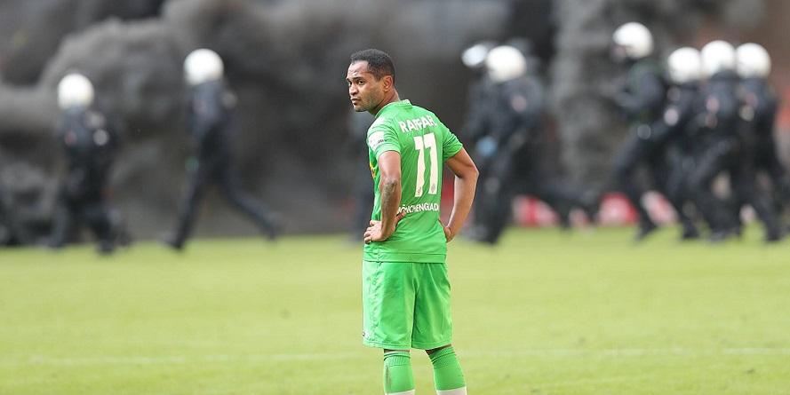 Wann bricht die Wolkendecke auf? Raffael von Borussia Mönchengladbach