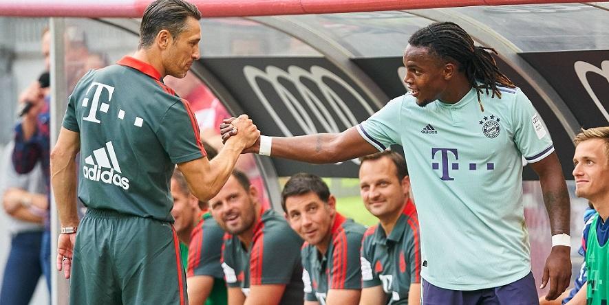 Durchbrechen oder scheitern: Renato Sanches unter Kovac bei Bayern München am Scheideweg