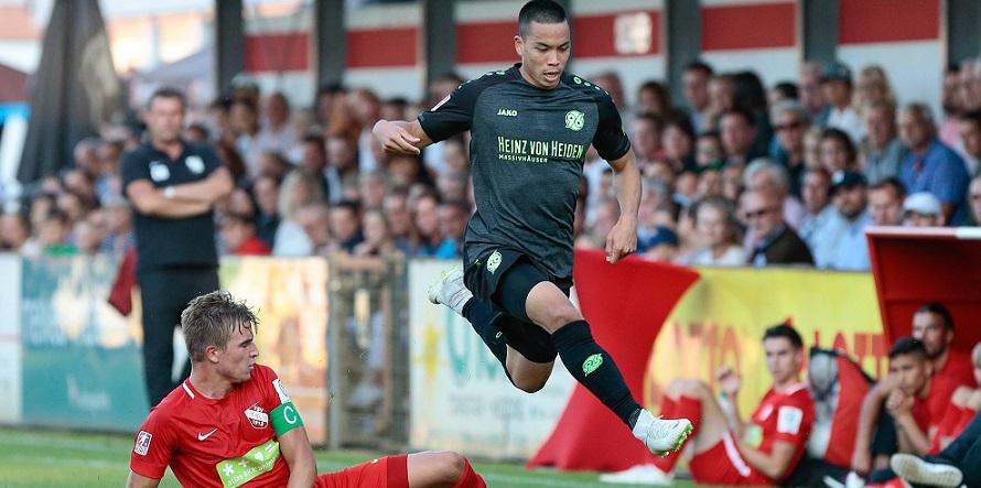 Neuer Anlauf beim anderen HSV: Bobby Wood