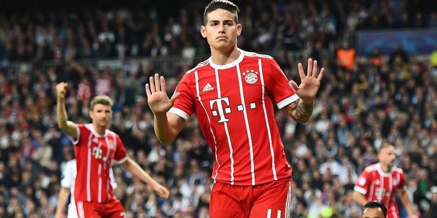 Bayern oder Real? James Rodriguez muss sich entscheiden