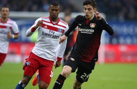 Bei Comunio gefragt: Walace (ab sofort Hannover 96) und Kai Havertz (Bayer Leverkusen)