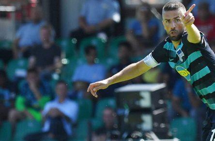 Immer noch gefragt: Vedad Ibisevic von Hertha BSC