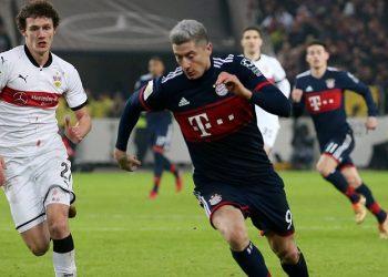 Pavard und Lewandowski - bald Teammates bei Bayern München?