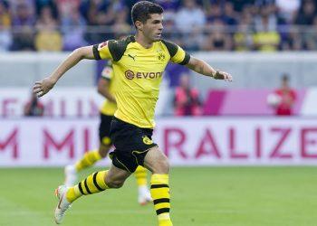 Gewinner:Christian Pulisic von Borussia Dortmund