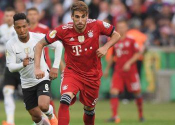 Bleibt er bei den Bayern? Javi Martinez wird umworben