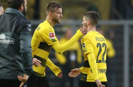 Andrey Yarmolenko steht vor dem Abschied aus Dortmund