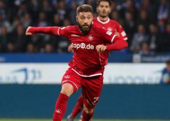 Brandon Borrello ist nach zigtausend Kilometern in der Bundesliga angekommen