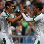 Testspiele am Samstag: Ein Gladbacher trifft doppelt in Heckings 4-3-3 – Club verliert