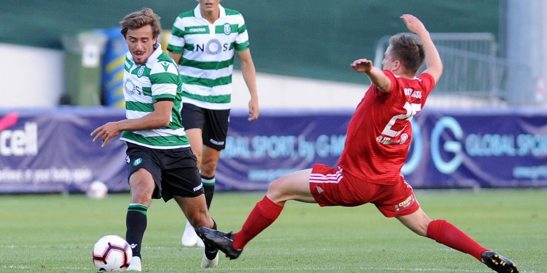 Chico Geraldes, Neuzugang von Eintracht Frankfurt