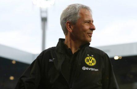 Lucien Favre will beim BVB mehr auf Konter setzen.