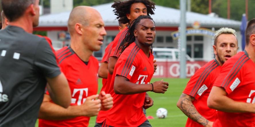Beim FC Bayern scheint der Kader zu großen Teilen zu stehen