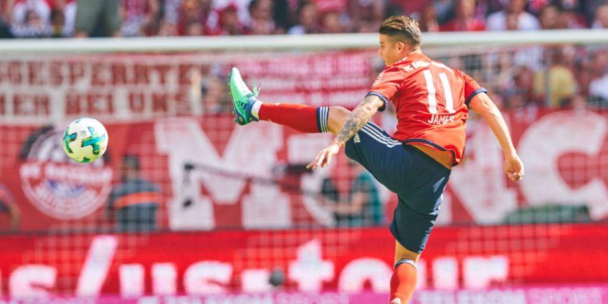 München oder Madrid? James hat sich positioniert.