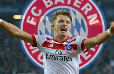 Jann-Fiete Arp will zum FC Bayern wechseln