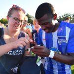 Testspiele am Sonntag: Neuzugänge treffen für Hertha, Nürnberg und Freiburg