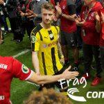 """Neue Serie """"Frag' Comunioblog"""": Reus oder Lewy?"""