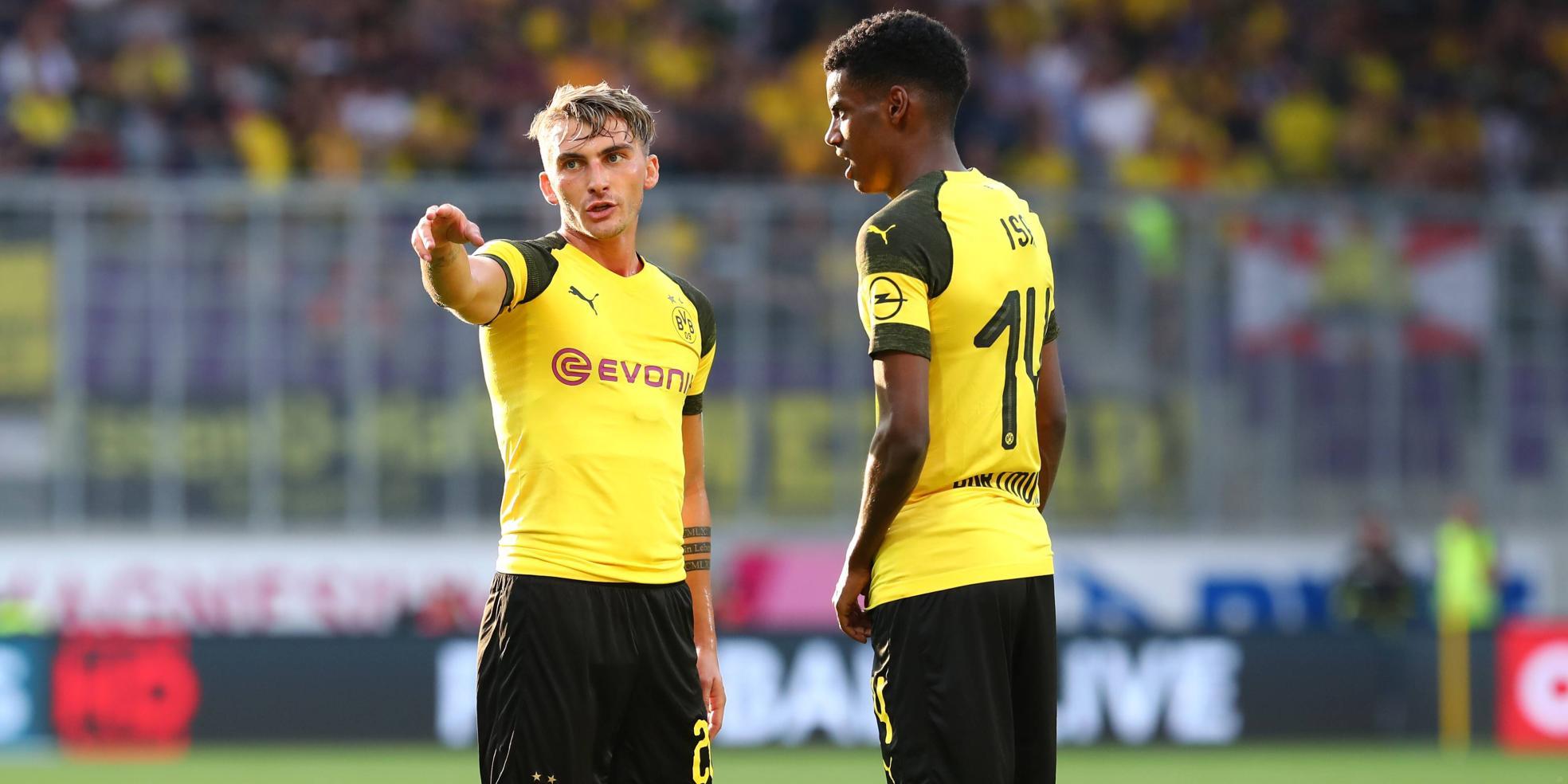 Maximilian Philipp von Borussia Dortmund
