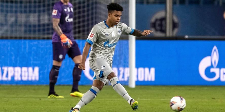 Weston McKennie könnte bei Schalke eine größere Rolle einnehmen