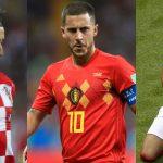 Die Comunio-Elf der Weltmeisterschaft 2018