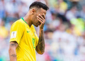 Neymar überzeugte gegen Mexiko - auch mit seinen Schauspielereien.