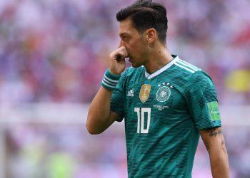 Mesut Özil tritt aus dem DFB-Team zurück.