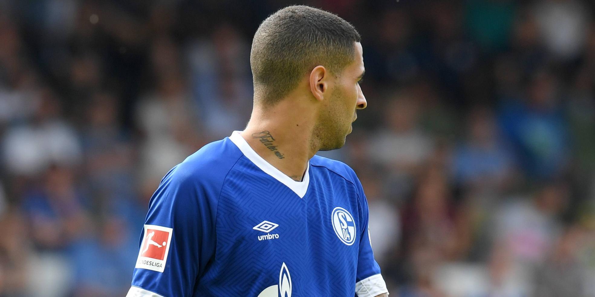 Omar Mascarell, neuer Mittelfeld-Leader von Schalke 04