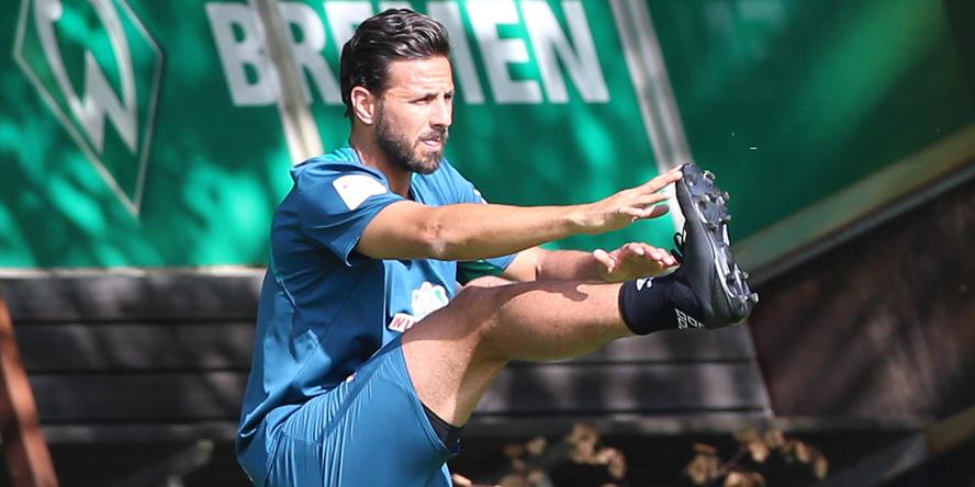 Claudio Pizarro wechselt zum vierten Mal zum SV Werder Bremen.