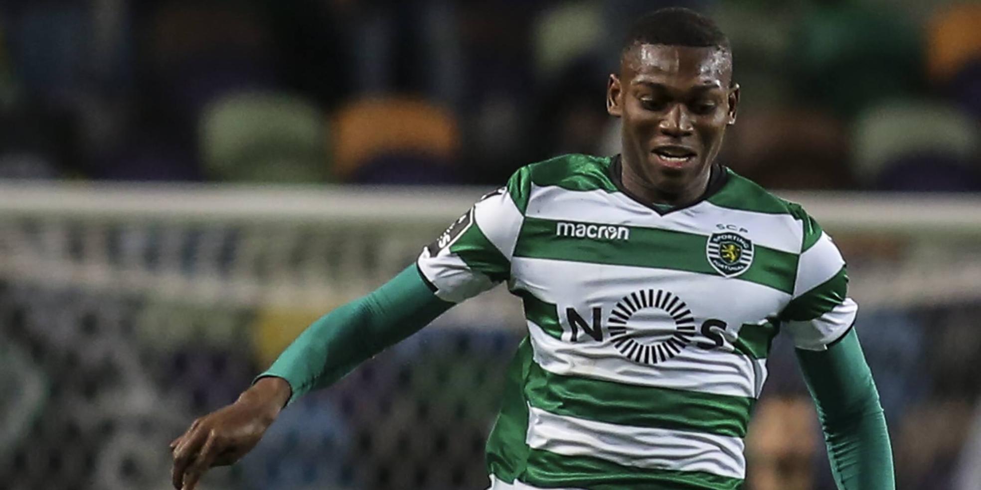 Rafael Leao von Sporting Lissabon