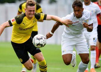 Gewinner der Vorbereitung: Jacob Bruun Larsen vom BVB