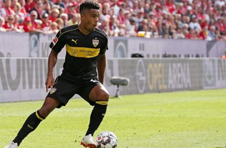 Am 1. Spieltag nur Ersatz: Daniel Didavi vom VfB Stuttgart