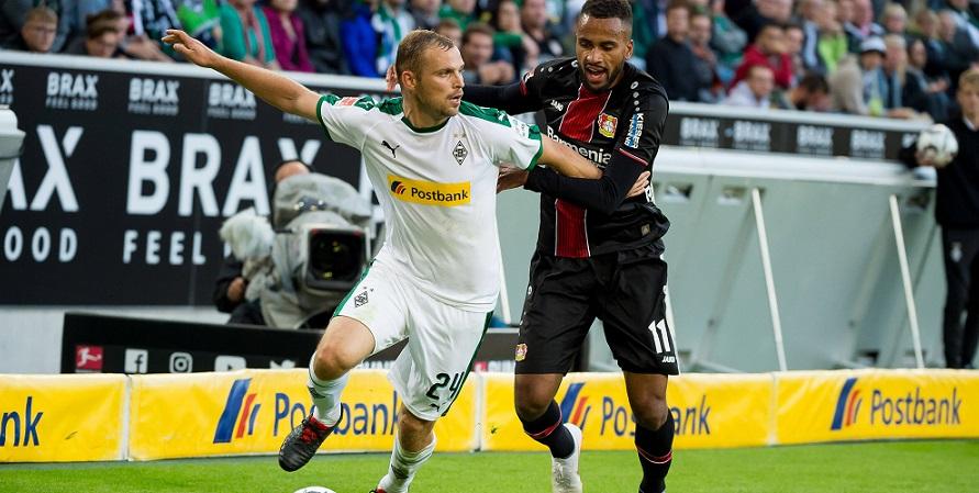 Wieder gefragt: Tony Jantschke von Borussia Mönchengladbach