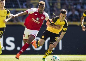 Gut und begehrt: Gbamin und Weigl von BVB und Mainz