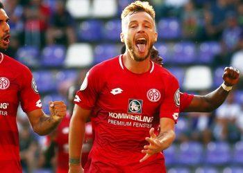 Guter Start: Alexandru Maxim von Mainz 05 im Pokal