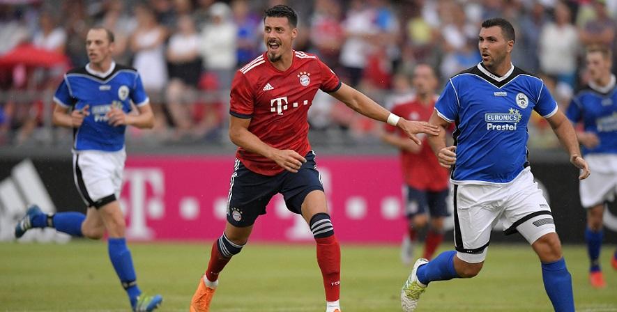 Alternative zum Auftakt? Sandro Wagner von Bayern München
